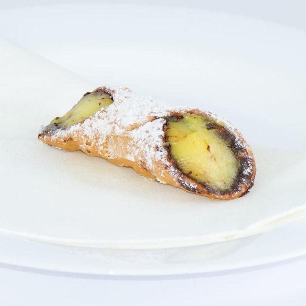 Cannoli Siciliani mignon Crema