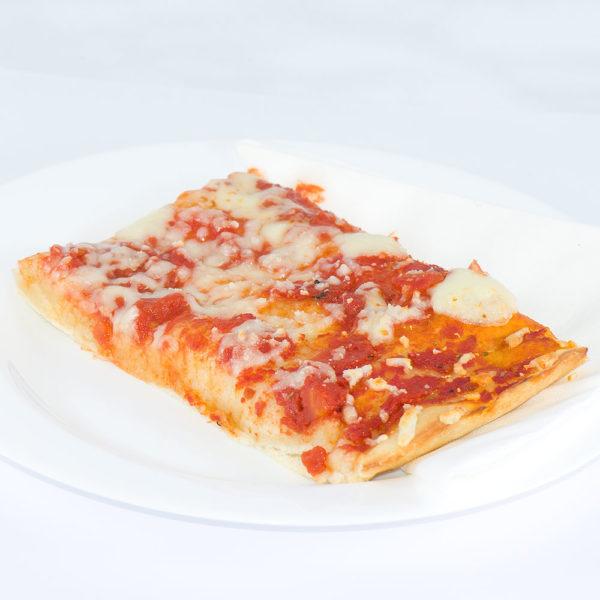 Margherita (Mozzarella, pomodoro, basilico)