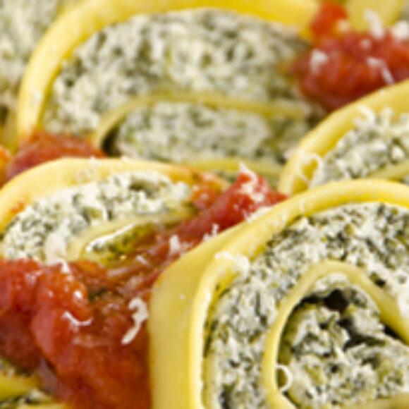 Rondelle ripiene di ricotta e spinaci_1